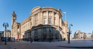 Birmingham Town Hall UK royalty free stock image