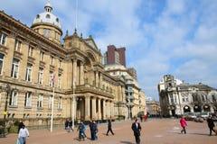 Birmingham UK Royaltyfri Bild