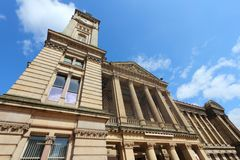 Birmingham, UK Royalty Free Stock Photography