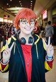 Cosplay as Mystic Messenger character Royalty Free Stock Photography