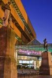 Birmingham UK, Paradise Forum Royalty Free Stock Photo
