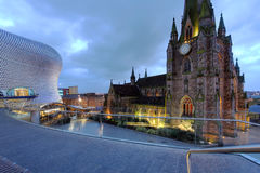 Birmingham, United Kingdom Royalty Free Stock Photos