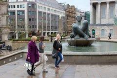 Birmingham Victoria Square Stock Photography
