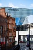 Birmingham vieja y nueva foto de archivo