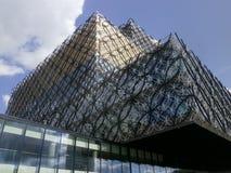 Birmingham-Zentralbibliothek Stockfotos