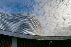 Birminghamm, het UK - 3 Oktober, 2017: het Arena Winkelende Centrum, Birmingham, Engeland royalty-vrije stock afbeelding