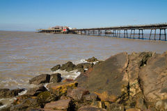 Birnbeck Island Weston-super-Mare Stock Images
