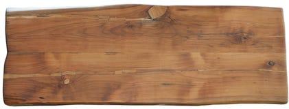 Birnen-Holz-Schreibtisch Lizenzfreie Stockfotografie