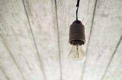Birnen-Lampe Lizenzfreie Stockfotos
