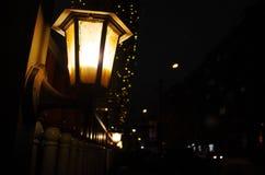 Birnen-Lampe Stockfotografie