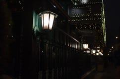 Birnen-Lampe Stockfotos