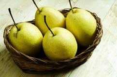 Birnenfrucht Stockbild