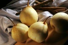 Birnenfrucht lizenzfreies stockfoto