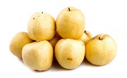Birnenfrucht Lizenzfreies Stockbild