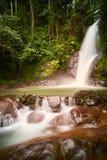Biroro-Wasserfälle Lizenzfreies Stockfoto