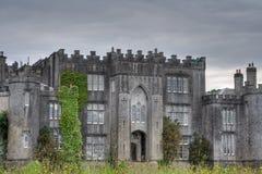 Birr Castle Demesne. Entrance in Ireland stock photography