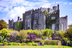Birr Castle Gardens in County Offaly, Ireland. Stock Photography