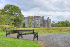 Birr Castle in Ireland. Stock Image