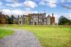 BIRR-Schloss in Co.Offaly - Irland. stockfoto
