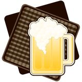 Birra royalty illustrazione gratis