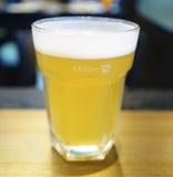 Birra alla spina Fotografia Stock Libera da Diritti