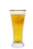 Birra chiara Fotografia Stock Libera da Diritti