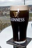 Birra del Guinness fotografia stock libera da diritti