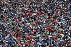 Birra della soda Fotografia Stock