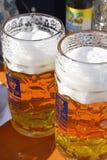 Birra di Oktoberfest immagini stock