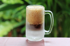 Birra di radice Fotografia Stock
