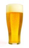 Birra fresca Immagini Stock