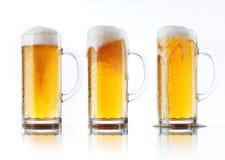 Birre Fotografia Stock