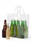 Birre sudate differenti Fotografie Stock