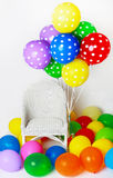 Birtday setup Royalty Free Stock Photos
