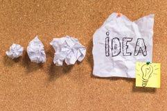 Great idea Stock Photo