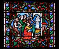 Birth of Jesus Stock Photos