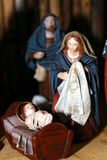 Birth of Jesus Stock Photography