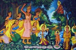 Free Birth Of Buddha Royalty Free Stock Images - 60775739