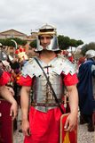 Birth Of Rome Festival 2015 Royalty Free Stock Images