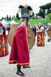 Birth Of Rome Festival 2015 Royalty Free Stock Photo