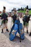 Birth Of Rome Festival 2015 Stock Photos