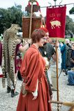 Birth Of Rome Festival 2015 Stock Images