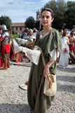Birth Of Rome Festival 2015 Stock Photography