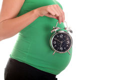 Birth Time Royalty Free Stock Images