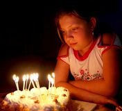 Birthday. Stock Photography