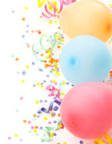 Birthday arrangement. Royalty Free Stock Images