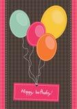 Birthday background Stock Photos