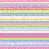 Birthday Background Royalty Free Stock Photos