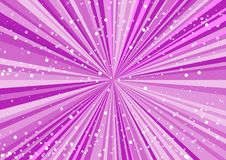 Birthday background with colorful beams, abstract backdrop for a happy party poster. A4 stock illustration