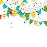 Birthday Background Royalty Free Stock Photo
